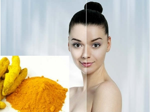 Home Remedies Get Fair Skin Using Turmeric