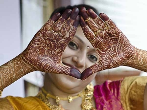 Significance Mehendi Celebration During Marriage