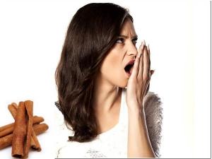How Use Cinnamon Prevent Bad Breath