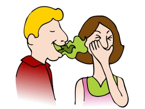 Ten Ways To Fight Bad Breath Naturally
