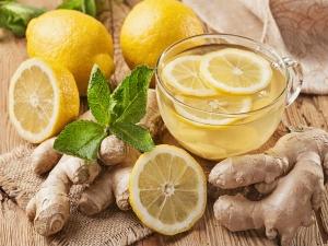 Health Benefits Drinking Lemon Ginger Water Daily