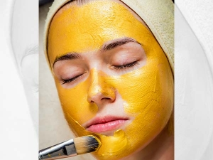 Turmeric Face Pack Remove Wrinkles Scars