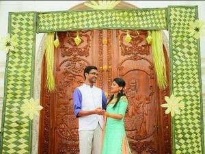 Kerala Couple S Eco Friendly Engagement Is Inspiring Million