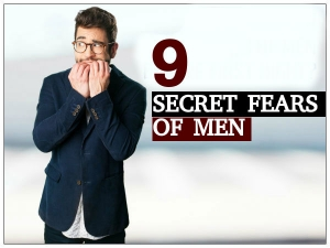 Here Are Some Secret Fears Men