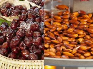 Health Benefits Eating Dates Badam Daily