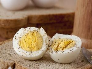 Health Benefits Eating Boiled Pepper Egg Breakfast