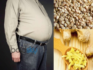 Ginger Remedies Reduce Belly Fat
