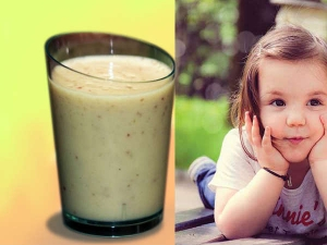 Home Made Drink That Make Your Kid Brilliant