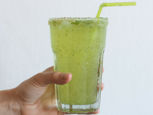 Ginger Cucumber Lemonade For Belly Fat