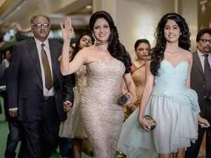 Sridevi S Style Inspirations Were Jhanvi And Khushi
