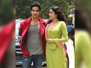 Janhvi Kapoor Ups Her Traditional Game At Dhadak Trailer Lau