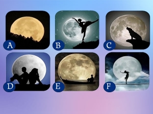 Pick Moon See What It Defines About Your Personality