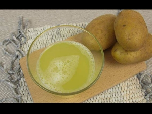 Beauty Recipe Of Potato Juice For Skin And Hair