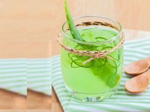 Why You Should Drink Aloe Vera Juice An Empty Stomach