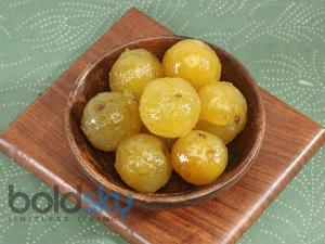 Health Benefits Gooseberry Honey Mix