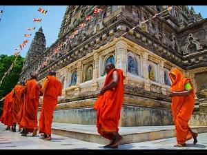 Pradakshina Done Temples