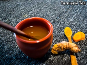 Special Home Made Turmeric Drink Reduce Belly Fat