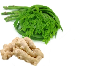 Health Benefits Eating Ginger Moringa Mix