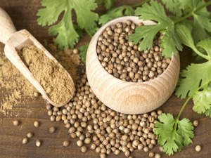 Health Benefits Crushed Coriander Seeds Water