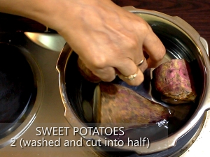 Health Benefits Of Drinking Sweet Potato Boiled Water