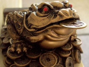 How Place Fengshui Money Frog Attract Money