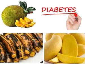 Is It Safe Eat Ripe Kerala Banana Mango Jackfruit Diabetics