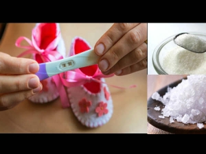 How To Carry Home Pregnancy Test With Salt And Sugar