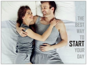 How Morning Intimacy Increases The Chances Of Pregnancy