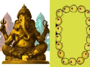 Facts About 3 Lemon Haram For Ganesha Deity