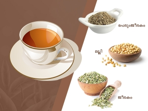 Health Benefits Of Cumin Coriander Fennel Seed Tea
