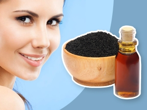 Special Home Made Black Seed Coconut Oil For Fair Skin