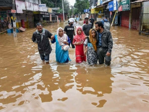Flood Collection Center Details For Kerala And Karnatak