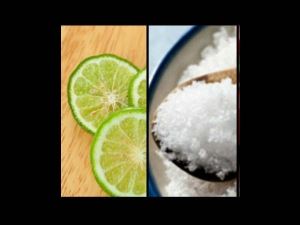 How To Attract Money Using Cut Lemon And Salt