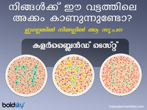 Color Blindness Causes And Symptoms