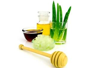 Aloe Vera Honey Mix For Weight Loss