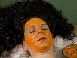 Special Carrot Facepack For Anti Ageing