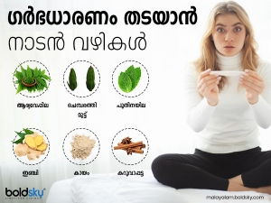 Ancient Home Remedies That Is Used As Contraceptives