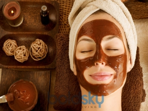 Homemade Chocolate Face Masks For Glowing Skin