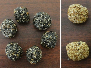 Makar Sankranthi Special Health Benefits Of Sesame Ladoo