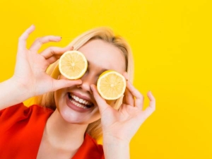 How To Remove Dark Circles With Lemon
