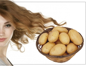 How To Use Potato For Quick Hair Growth