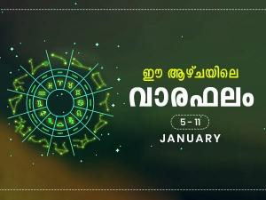 Weekly Horoscope Prediction 5th January To 11th January
