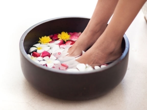 Pedicure At Home In Easy Steps