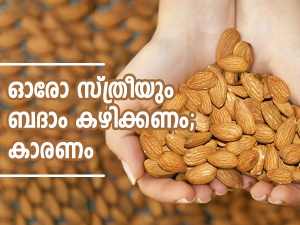 Why Almonds Are The Best Nut For Women Health