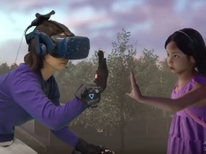 Virtual Reality Reunites Mother With Dead Daughter
