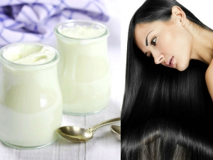 Curd Hairpack For Silky And Smooth Hair