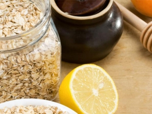 Oatmeal And Lemon Face Mask For Clear Skin