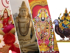 Worshiping Hindu Gods Based On Days Of The Week