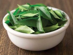 Curry Leaves Yogurt Hair Mask For Hair Growth