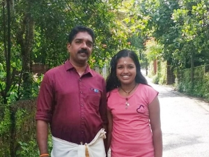 Father S Day Special Contest Story Of Sandra Ajith From Kannur